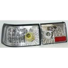 Блок фонарей DL-5267 NLC 2110-2112, хром(белое стекло) 01175