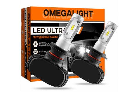 Набор светодиодов Omega Ultra H1