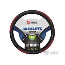 Оплетка руля PSV ABSOLUTE (бордовый) M 122970