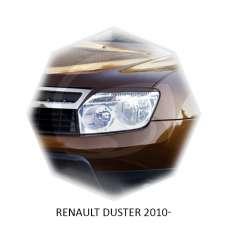 Реснички RENAULT DUSTER (2010-) RF-RNDUS10