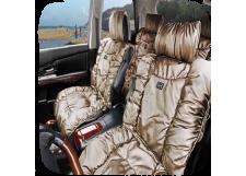 Накидка на сиденье LEX-1120 Gold