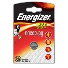 Батарейка Энерджайзер Lithium CR1620/10 Enr-041154-005230