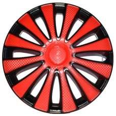 Колпаки GMK Red Black R-15 841102