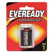 Батарейка Эвереди SHD 9V 6F22 (1шт) крона Enr-022754