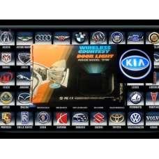 Проекция логотипа беспроводная BMW 7695
