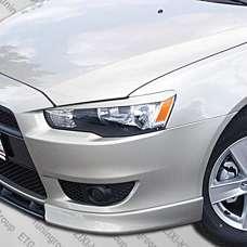 Реснички Mitsubishi Lancer 10 пластик