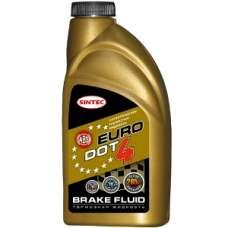 Жидкость тормозная Sintec EURO DOT-4 910гр  005444
