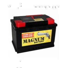 Аккумулятор 6ст 75 Magnum пп (зал) 020590