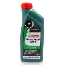 Жидкость тормозная Castrol Brake Fluid DOT-4, 1л 003907