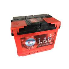 Аккумулятор 6СТ-60 E-LAB пп 044760