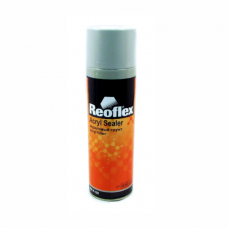 Грунт Reoflex 1К акриловый 520мл серый  АЭРОЗОЛЬ  RX F-02G/52