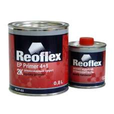 Грунт Reoflex ЭПОКСИДНЫЙ EP Primer 4+1 2К серый 0,8л RX P-03