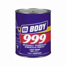 Герметик Body 999 шовный бежевый 1кг 9990300001