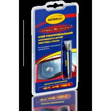 Клей токопроводящий для ремонта нитей обогрева стекол, блистер Ас-9101 005485
