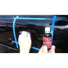 """Покрытие для кузова гидрофоб защит быстрое""""жидкое стекло"""" KRYTEX QUICK GLASS 50мл К008-00050АА"""