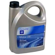 А/масло DexoS2 GM 5W30 LongLife 5л (1942003) SPM24 93165557
