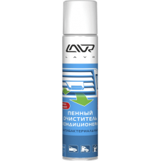 Очиститель пенный кондиционера антибактер. LAVR 400мл LN1750 104415