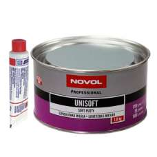 Шпатлевка Novol UNISOFT мягкая 0,5кг 1151