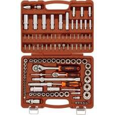 """Набор инструмента Ombra 108S предметов 1/4"""" и 1/2""""DR OMT108S (OMT108S) 58190"""