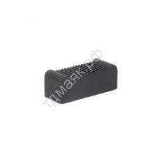 Адаптер резиновый прямоугольник для страховки стойки 1060