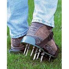 Аэратор ножной для газона