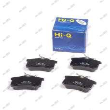 Колодки тормозные задние 2101-2121 FINWHALE VR311